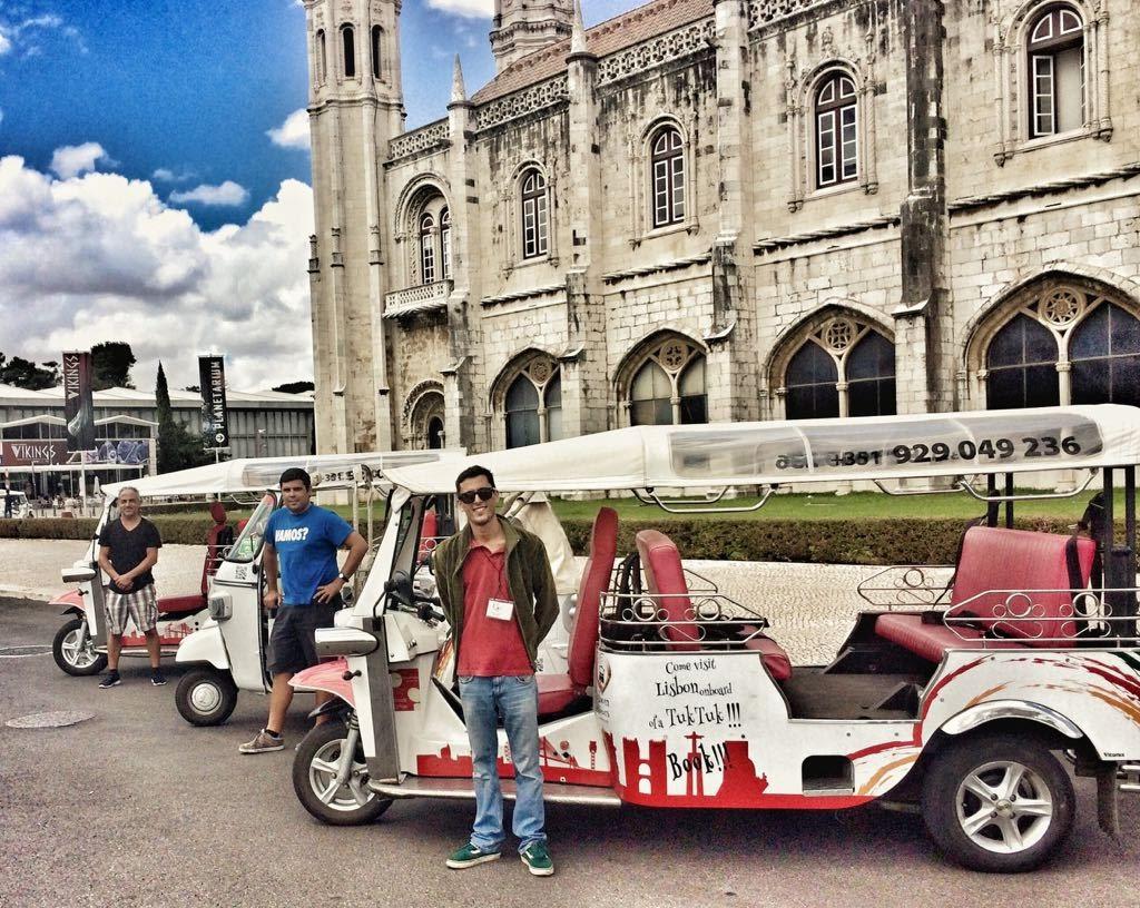 Belém Tour 6 PAX