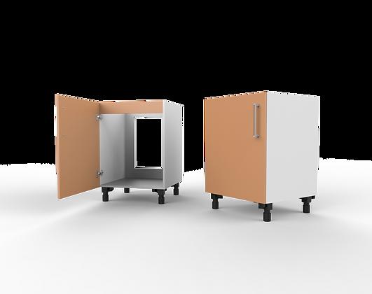 Kitchen Cabinet - 1 Door Sink Unit