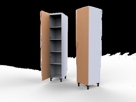 Kitchen Cabinet - 1 Door Grocery Unit