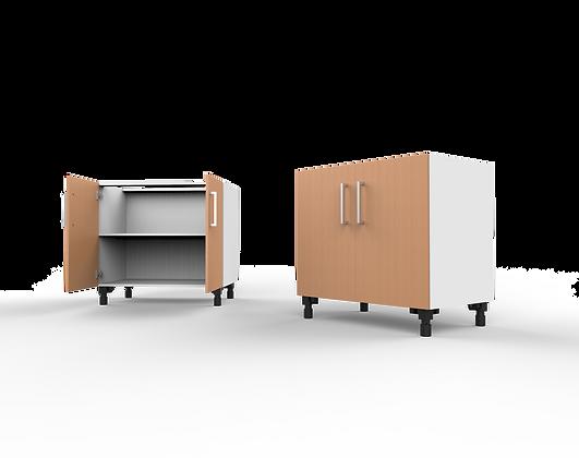 Kitchen Cabinet - 2 Door Floor Unit
