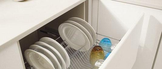 Drawer Basket- Dishware Organiser