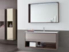 Modern Bathroom Vanity with mirror