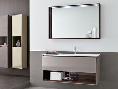 Modern Bathroom Vanity with mirror