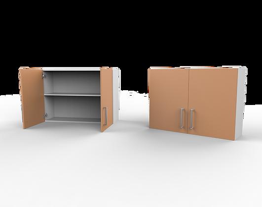 Kitchen Cabinet - 2 Door Wall Unit