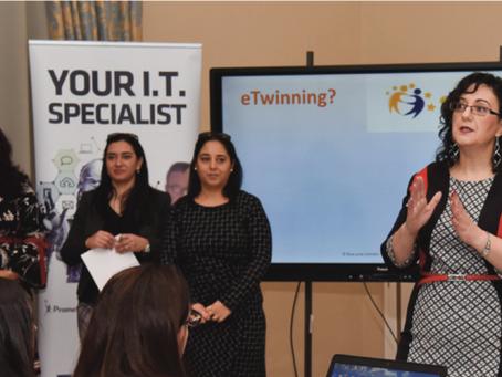 EMBED Digital Literacy & eTwinning Awards Ceremony