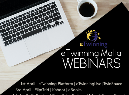 Still time to join our Webinars