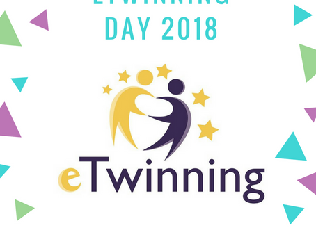 Let's Celebrate - eTwinning Day