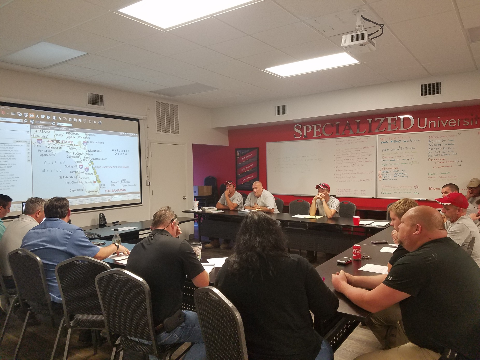 Disaster Response Planning Meeting