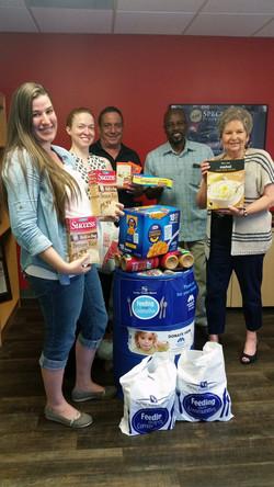 Community Food Bank Project