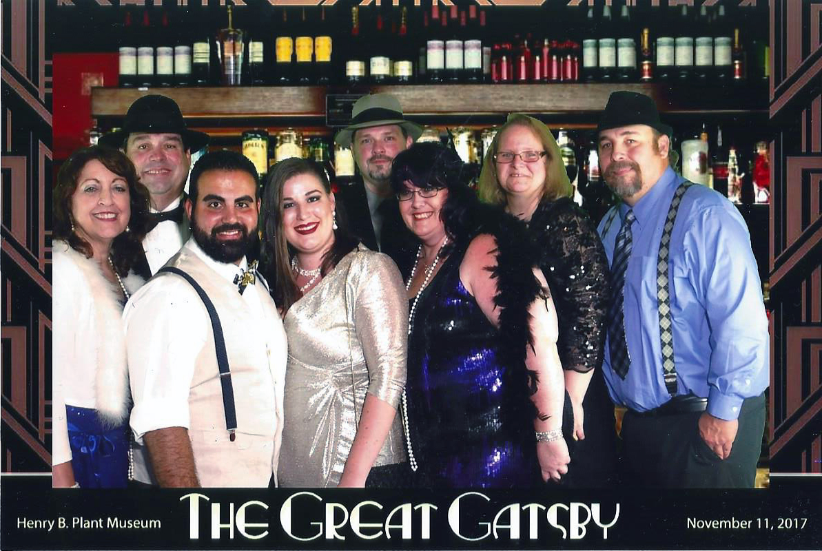 GREAT GATSBY PARTY GANG