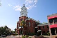 Nassau County Courthouse, Fernandina Beach, Florida