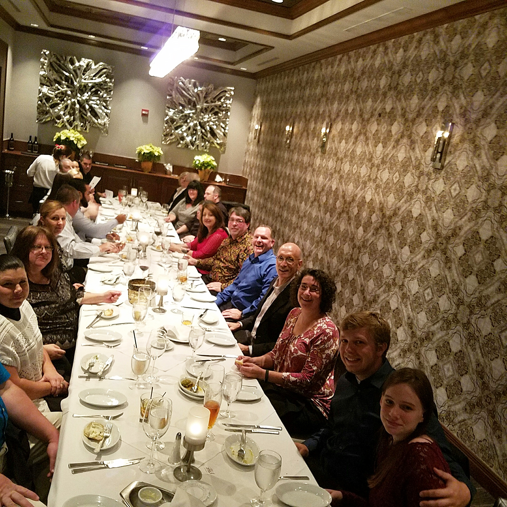 Annual Office Christmas Dinner Party