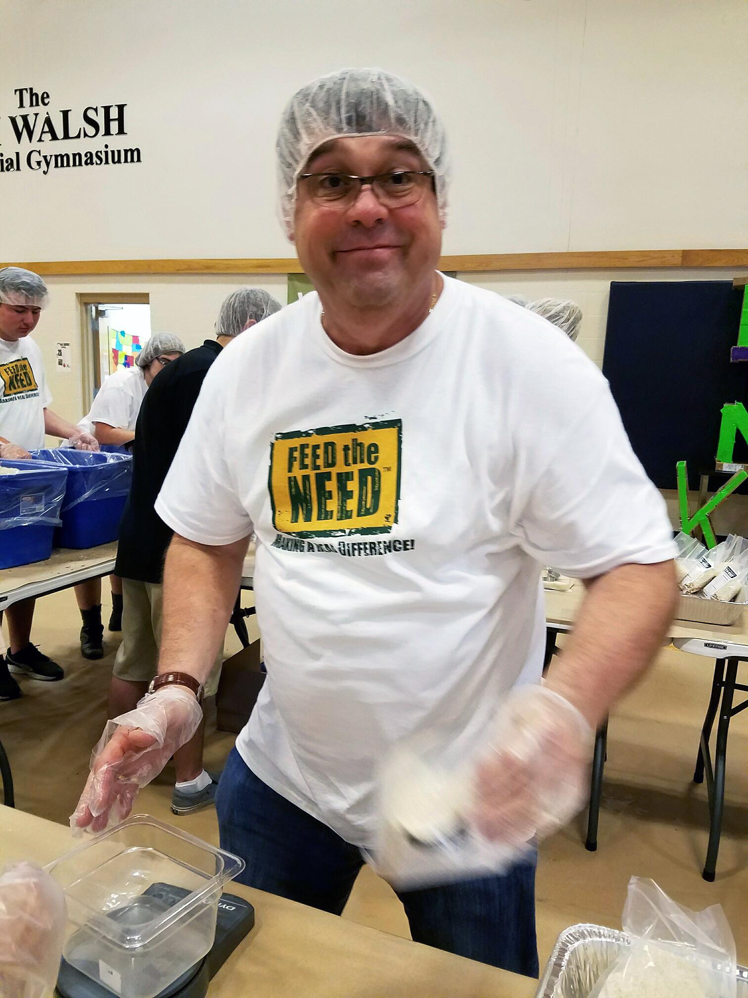 FEED THE NEED (KEYSTONE PREP HIGH)