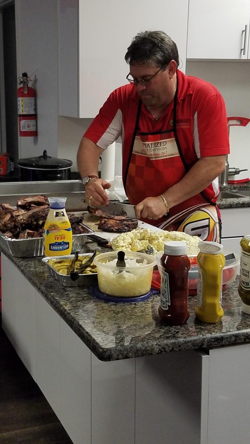 Sean Carney, Master Chef