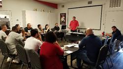 Walgreens Training Meeting