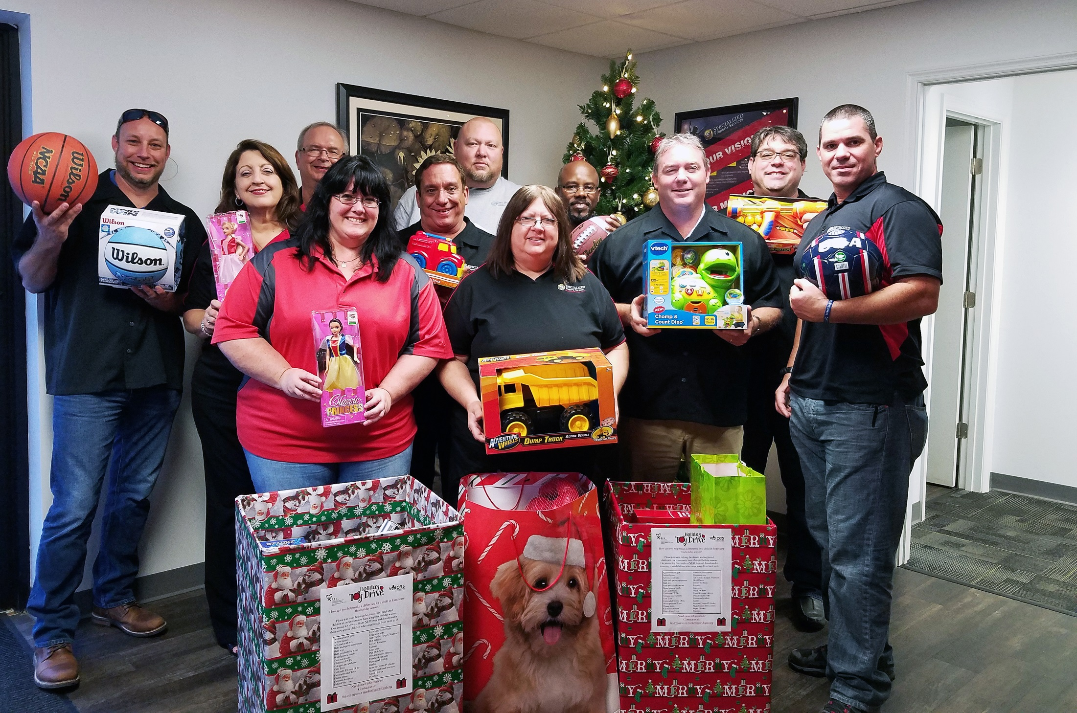 Annual Toy Drive