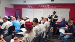 Breakfast Training Meeting - Slashing Your Debt Specialized University 2016