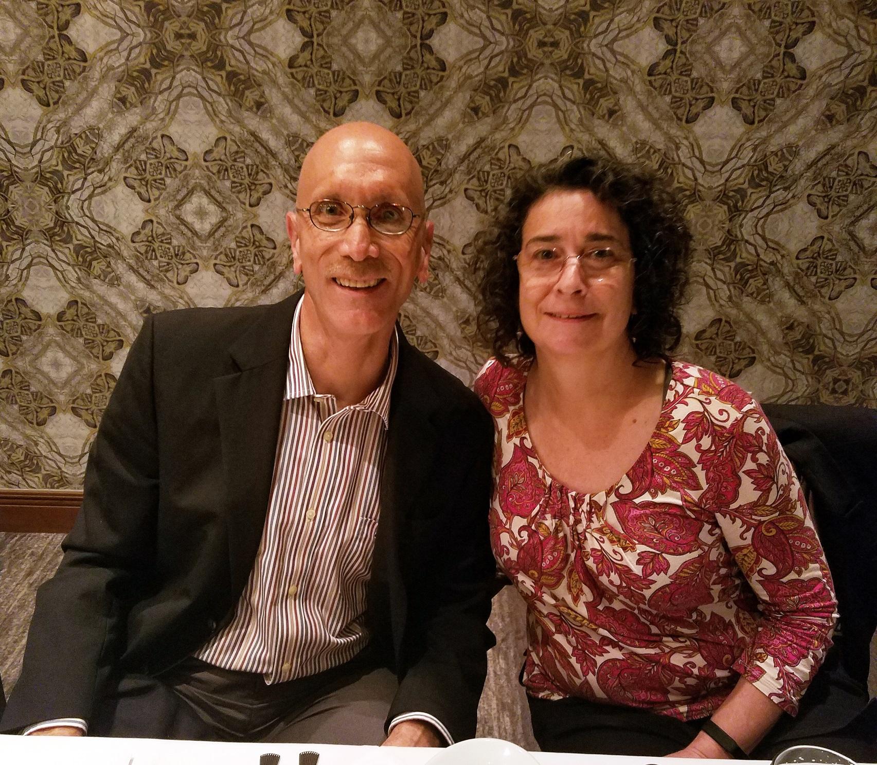 Jodi & Mark Rubin
