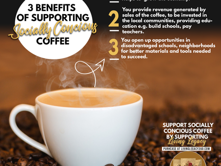 3 Reasons You Should Support Socially Concious Coffee