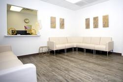 Preston Dermatology Waiting area