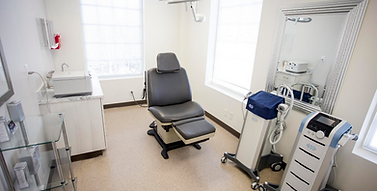 Dermatology Exam Room