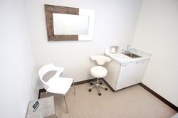 Dermatology Consultation room