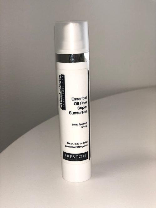 Dr. Solomon's Essential Oil Free Super Sunscreen (SPF 50), 2.22 oz