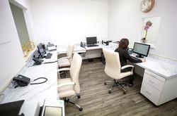 Preston Dermatology Front Desk