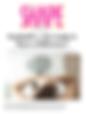 SHAPE magazine article - dandruff vs. dry scalp