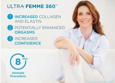 Ultra Femme 360™ benefits