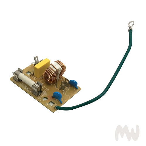 DAEWOO NOISE FILTER (INCLUDING 12AMP FUSE)