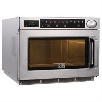 Buffalo GK641 Microwave
