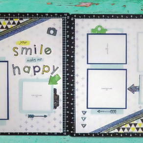 Scrapbooking & Crafting With Heart