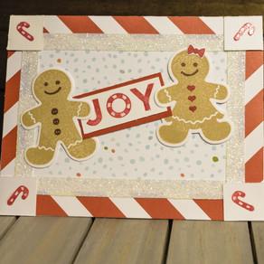 Guest Artist Series - Gingerbread Card