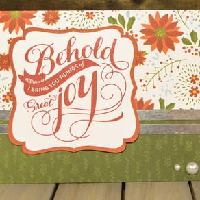 Guest Artist Series - Hallelujah Card