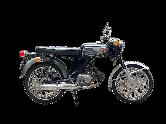 '69 HONDA SS50M