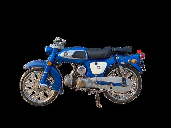 '65 HONDA S50