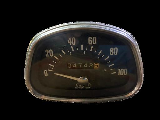 70s HONDA SS50 DELUXE (KM)