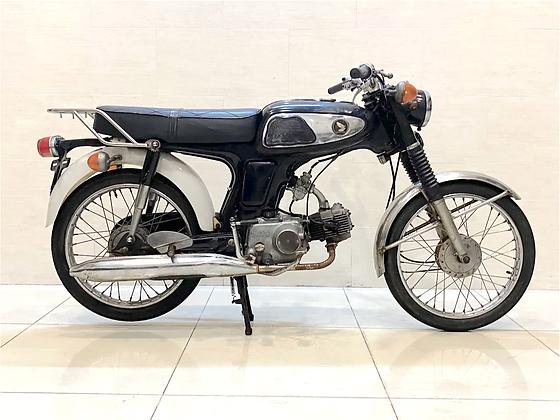 1967 HONDA SS50 5-SPEED