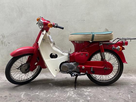 '66 HONDA C50 SUPER CUB
