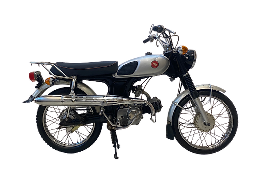 1968 HONDA CL50