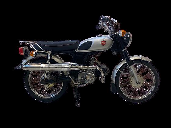 #2026 HONDA CL50 1968