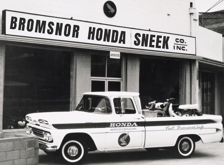 Honda Sneek