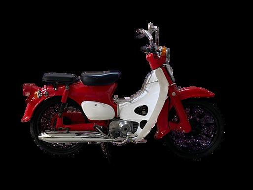 '79 Honda C50  Rood