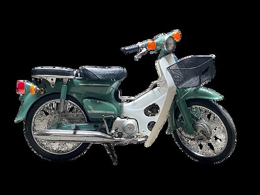 1981 HONDA C50