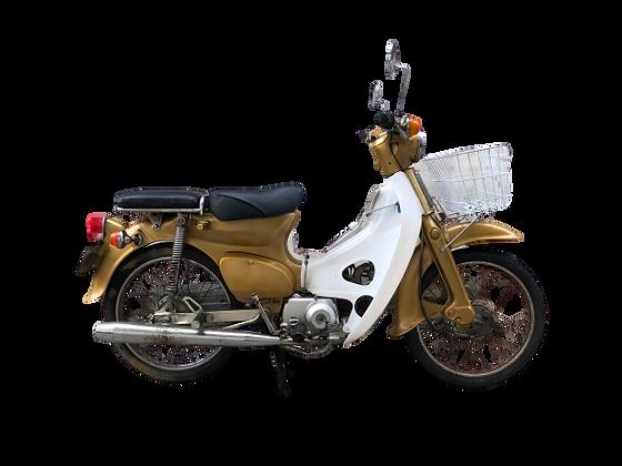 #1905 Honda C50