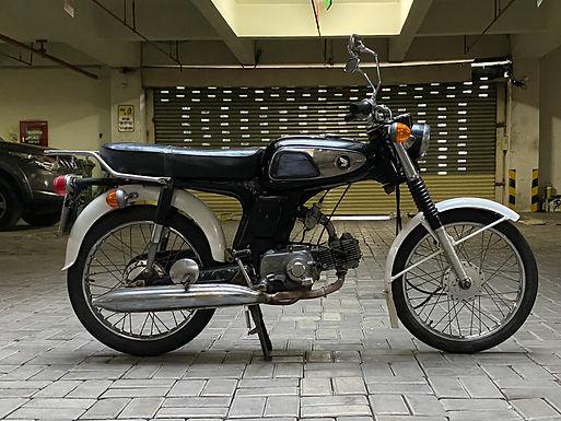'67 HONDA SS50 5-SPEED