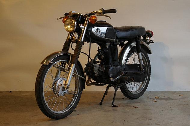 #1701 Honda SS50