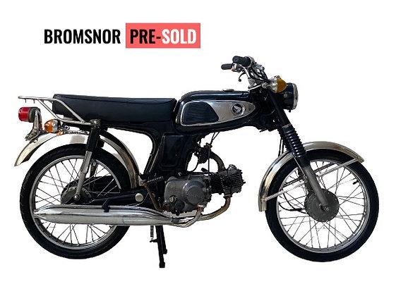 Verkocht HONDA SS50, FULLY SERVICED, 1967
