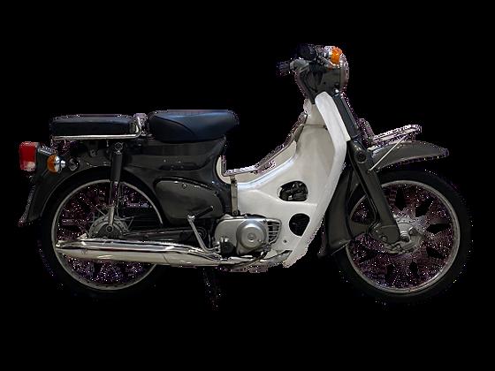 1979 HONDA C50